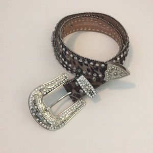 NWT Lucky Leather Belt